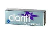 CLARITI 1 DAY MULTIFOCAL (30 pack)