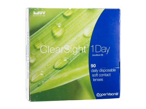 CLEARSIGHT 1-DAY (90 pack)