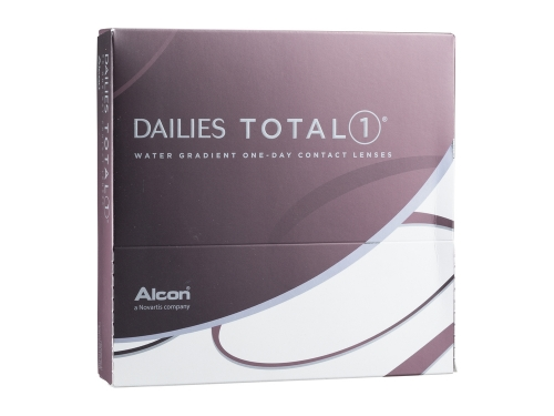 DAILIES TOTAL 1 (90 pack)
