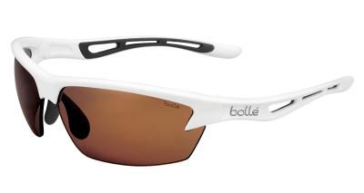 BOLLE BOLT style-color 11774 Shiny White / Phantom Brown Gun