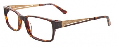 EASYCLIP EC318 style-color 10 Marbled Brown / Brown Clip