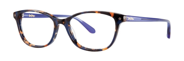 LILLY PULITZER BRYNN style-color Lapis Tortoise