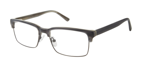GEOFFREY BEENE G434 style-color Gunmetal / Grey