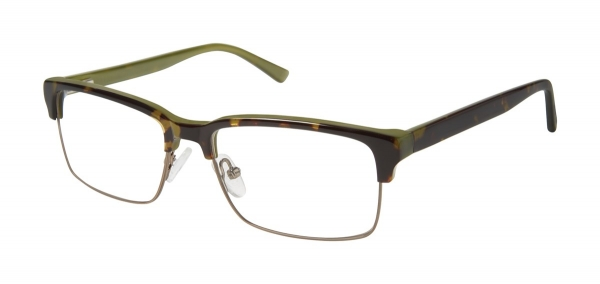 GEOFFREY BEENE G434 style-color Brown / Tortoise
