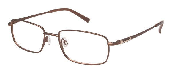 TURA MENS T120 style-color Brown