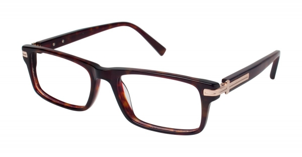 TURA MENS T145 style-color Tortoise / Gold