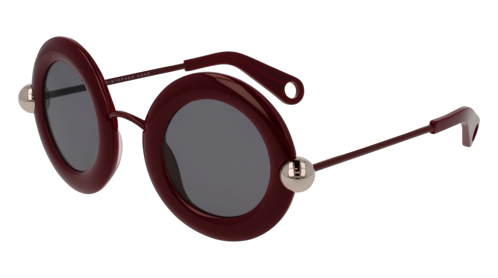 CHRISTOPHER KANE CK0005S style-color Red 004 / GREY Lens