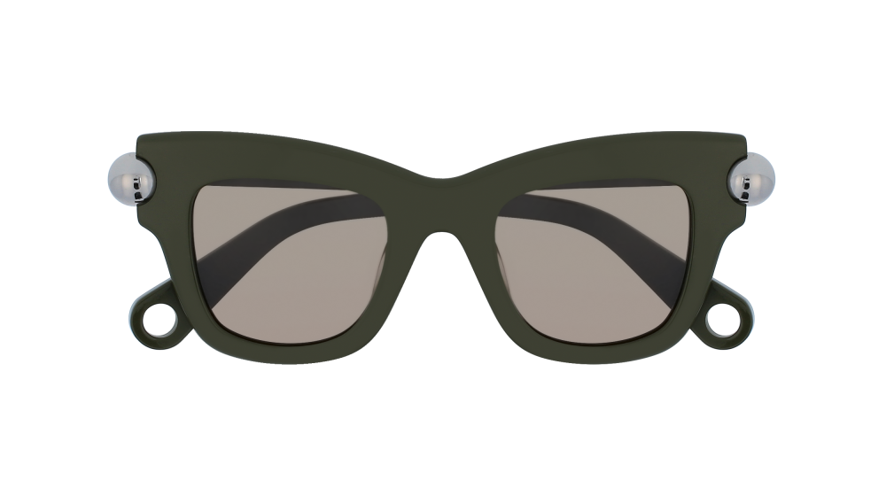 CHRISTOPHER KANE CK0006S style-color Green 003 / BROWN Lens