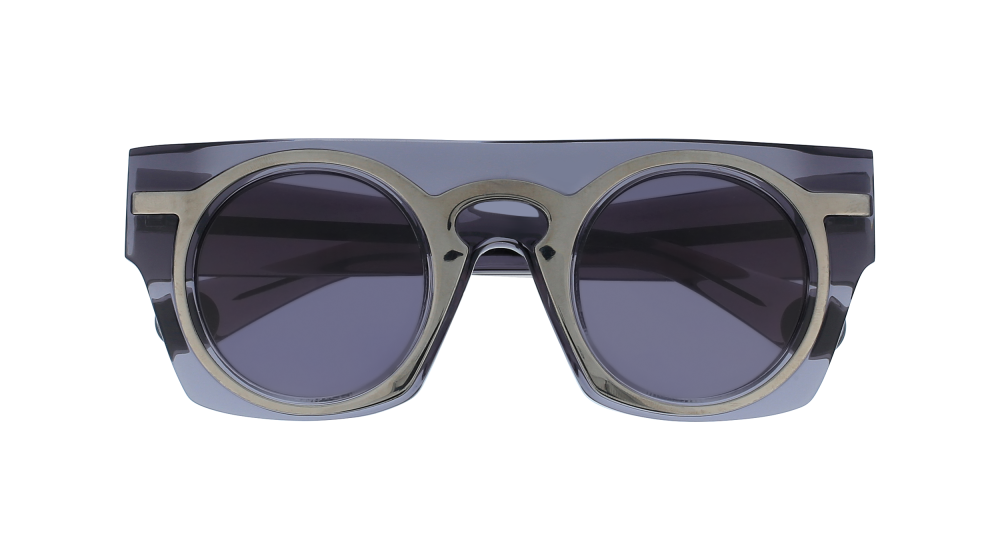 CHRISTOPHER KANE CK0008S style-color Grey 001 / GREY Lens