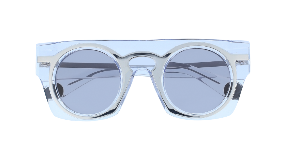CHRISTOPHER KANE CK0008S style-color Crystal 003 / GREY Lens
