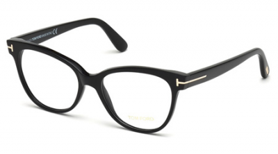 TOM FORD FT5291 style-color 001 - Shiny Black