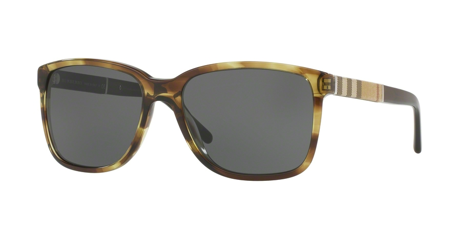 BURBERRY BE4181 style-color 361187 Striped Green