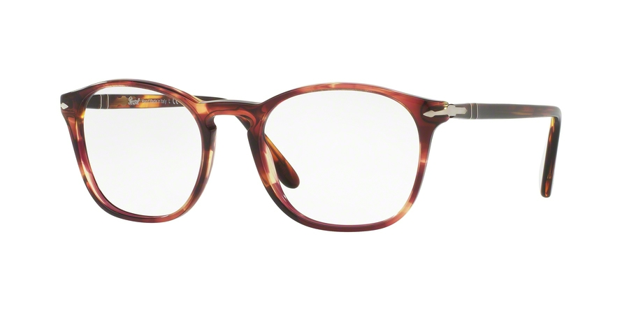 PERSOL PO3007V style-color 1055 Brown Violet Tortoise