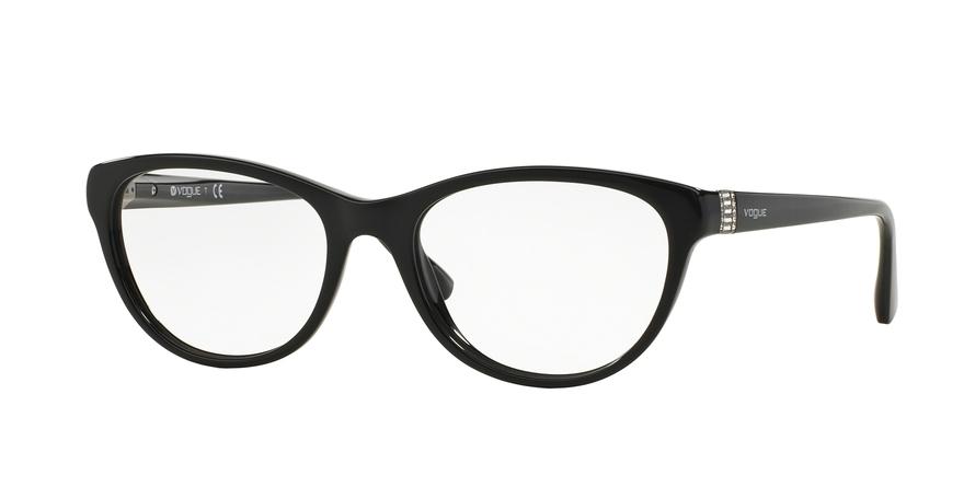 VOGUE VO2938B style-color W44 Black