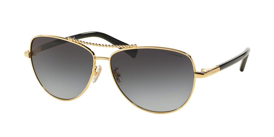 COACH HC7058 L136 style-color 924611 Gold / Black