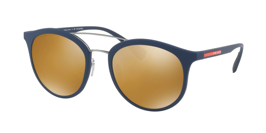 PRADA LINEA ROSSA PS 04RS style-color TFY5N2 Blue Rubber