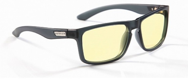 GUNNAR INTERCEPT style-color Smoke - Amber