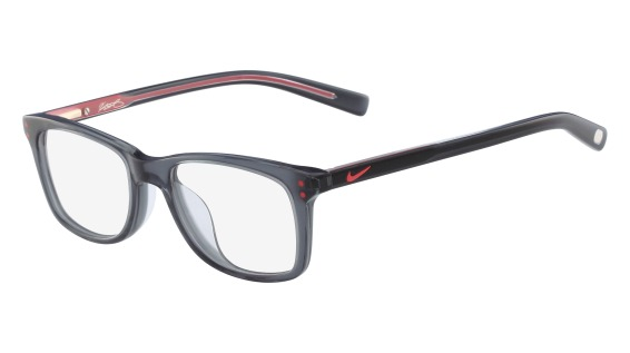 NIKE 4KD style-color (070) Anthracite / University Red