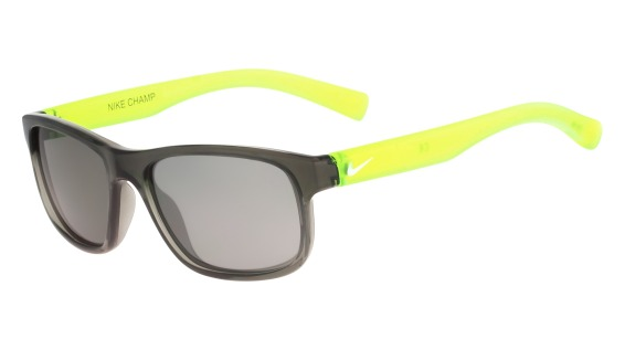 NIKE CHAMP EV0815 style-color (063) Anthracite / Volt With Grey W / Silver Flash Lens