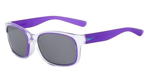 NIKE SPIRIT EV0886 style-color (905) Clear / Hyper Grape With Grey W / Silver Flash Lens