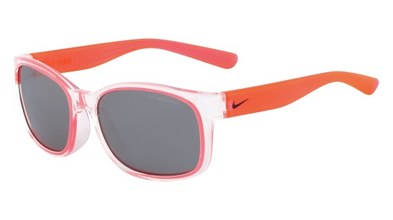 NIKE SPIRIT EV0886 style-color (906) Clear / Hyper Punch With Grey W / Silver Flash Lens
