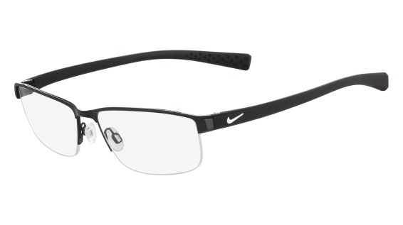 NIKE 8098 style-color (010) Black - White