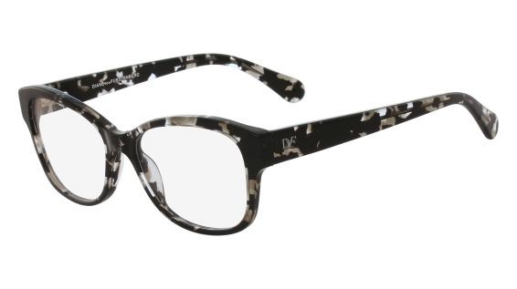 DVF 5085 style-color (001) Black Tortoise