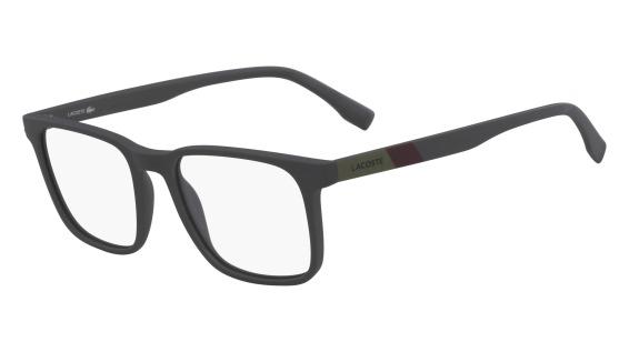 LACOSTE L2819 style-color (035) Matte Grey