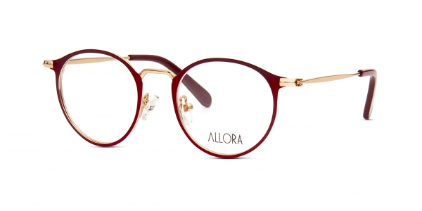 ALLORA 2011 style-color Red