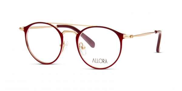 ALLORA 2012 style-color Red