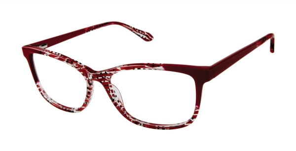 LULU L211 style-color Red