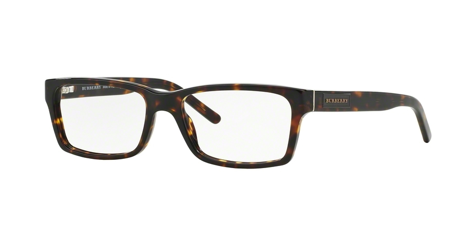 BURBERRY BE2108 style-color 3002 Dark Havana