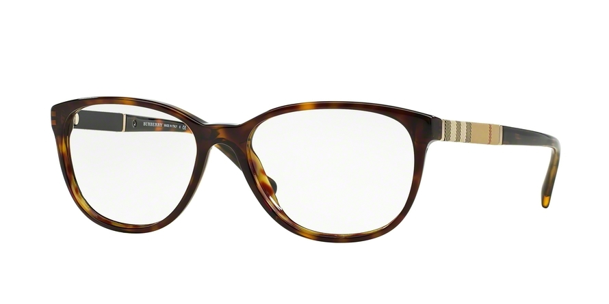 BURBERRY BE2172 style-color 3002 Dark Havana