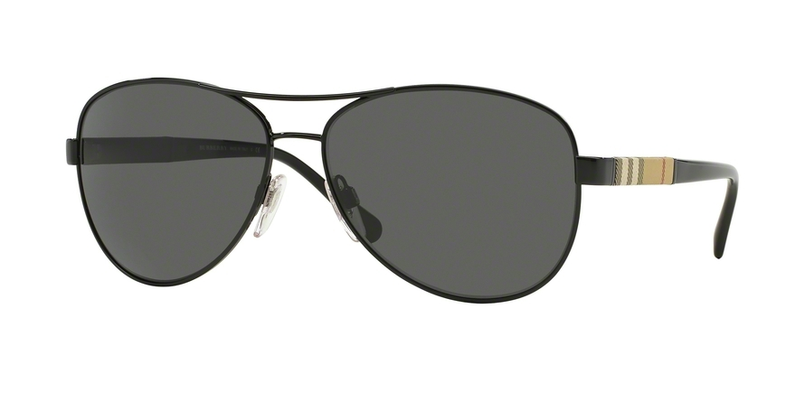 BURBERRY BE3080 style-color 100187 Black