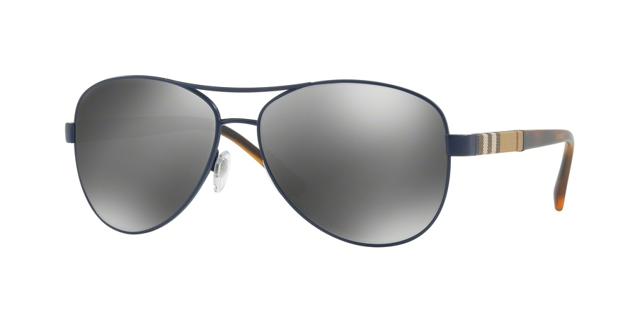 BURBERRY BE3080 style-color 12346G Matte Blue