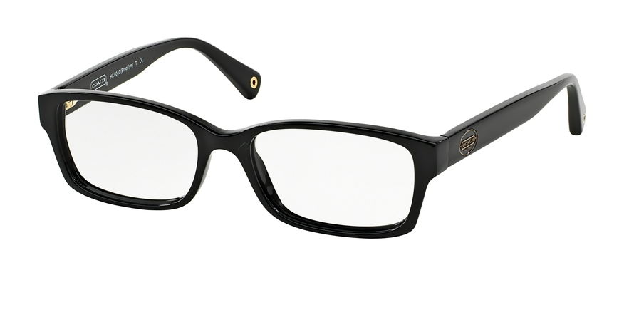 COACH HC6040 BROOKLYN style-color 5002 Black