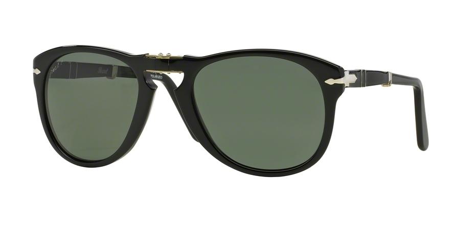 PERSOL PO0714 FOLDING style-color 95/58 Black