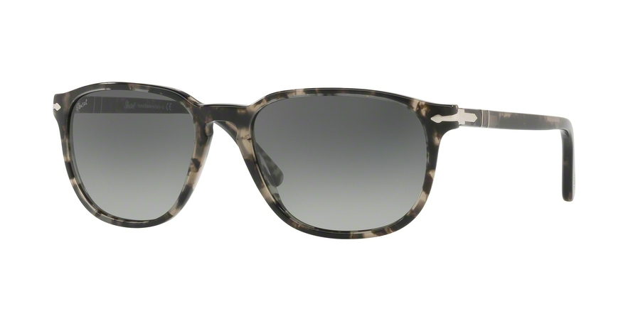 PERSOL PO3019S style-color 106371 Spotted Grey Black