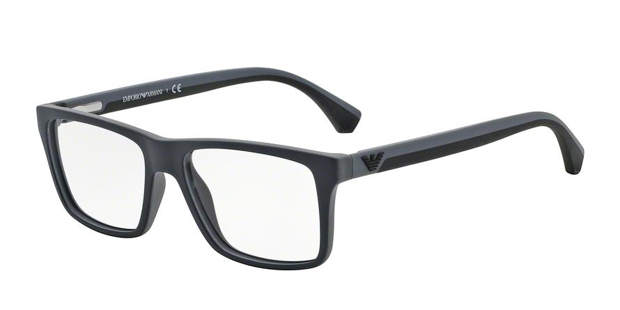 EMPORIO ARMANI EA3034 style-color 5229 Black / Rubber Grey