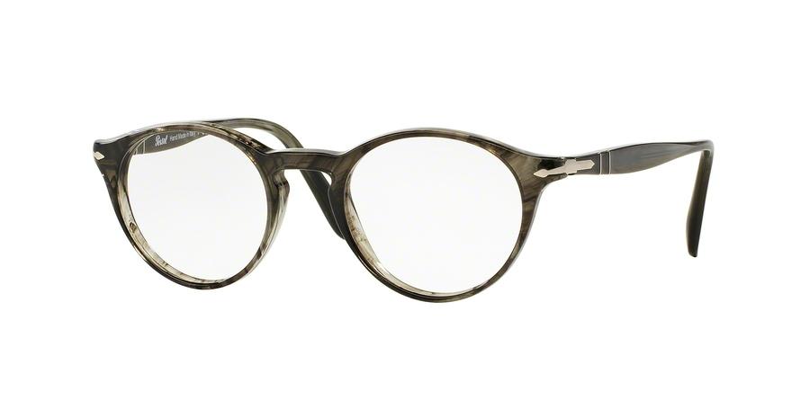 PERSOL PO3092V style-color 1020 Striped Grey