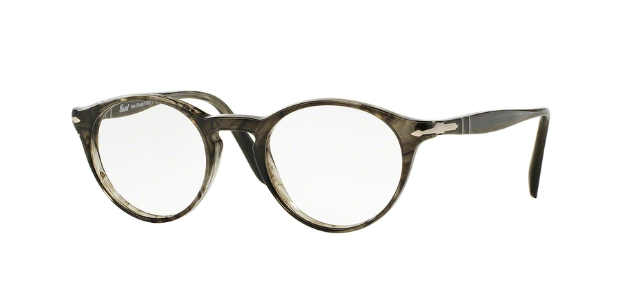 PERSOL PO3092V style-color 1020 Striped Grey