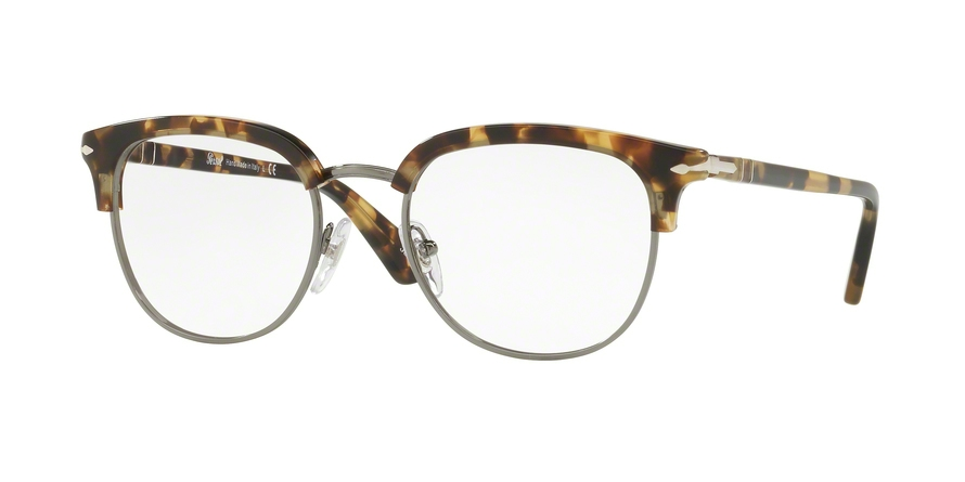 PERSOL PO3105VM style-color 1056 Brown / Beige Tortoise