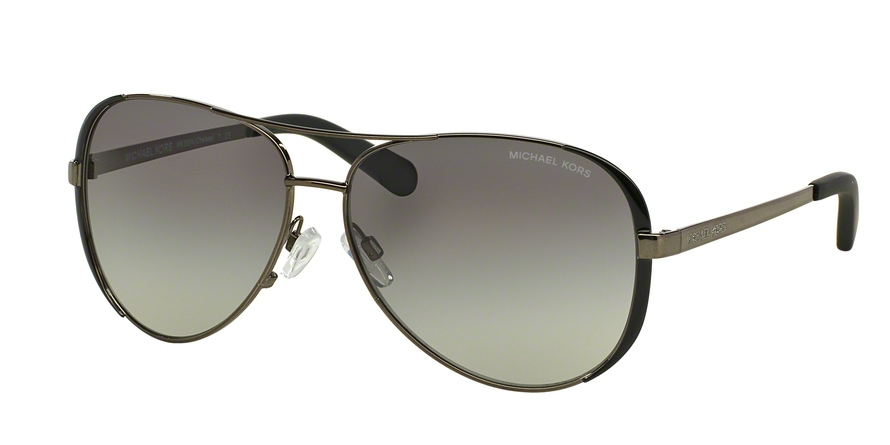 MICHAEL KORS MK5004 CHELSEA style-color 101311 Gunmetal / Black