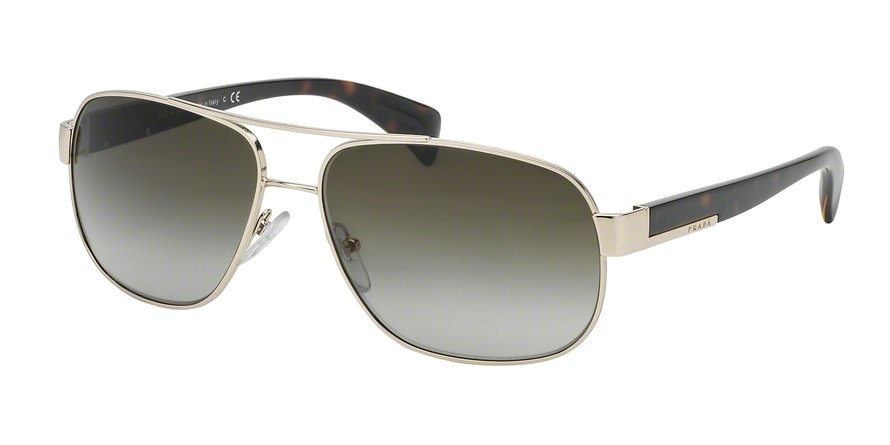 PRADA PR 52PS style-color ZVN1X1 Pale Gold