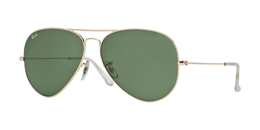 RAY-BAN RB3025 AVIATOR LARGE METAL style-color 001 Gold