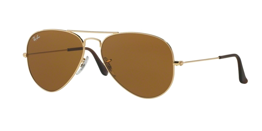 RAY-BAN RB3025 AVIATOR LARGE METAL style-color 001/33 Gold