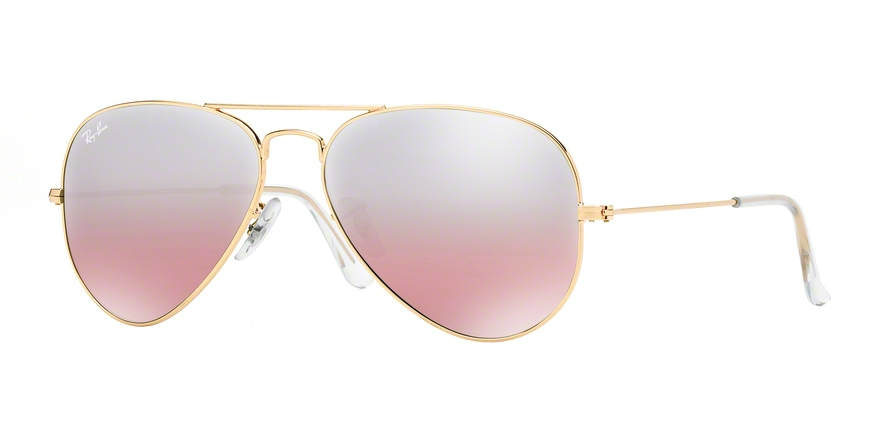 RAY-BAN RB3025 AVIATOR LARGE METAL style-color 001/3E Gold