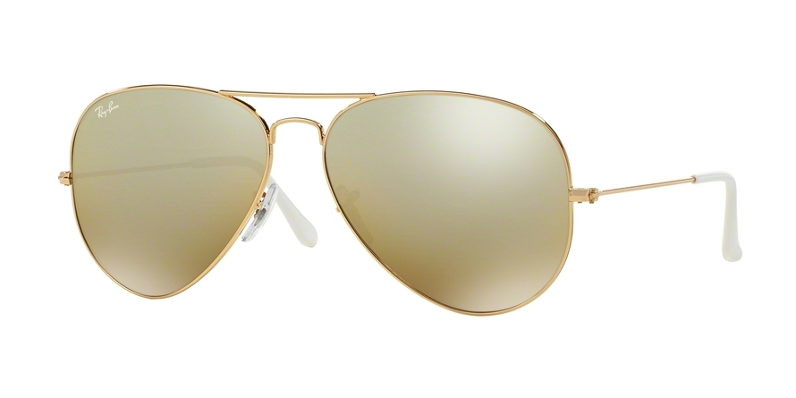 RAY-BAN RB3025 AVIATOR LARGE METAL style-color 001/3K Gold