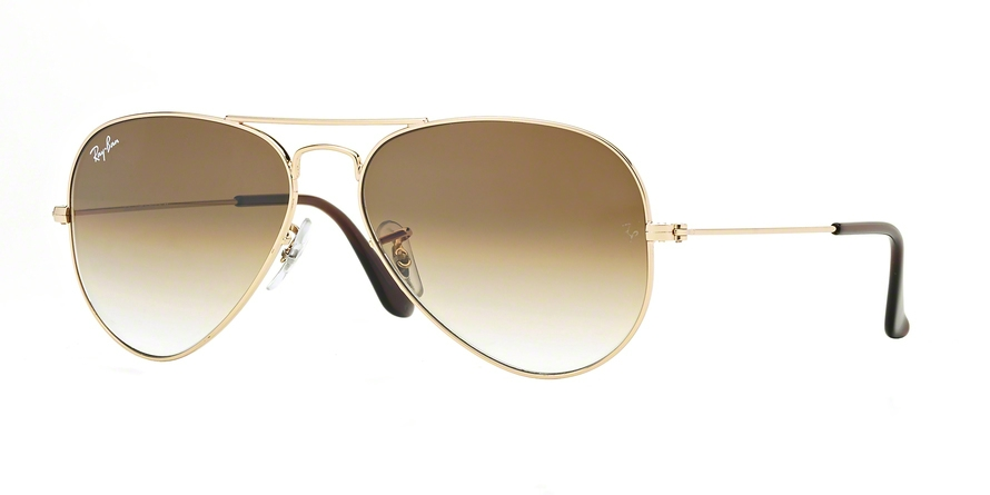 RAY-BAN RB3025 AVIATOR LARGE METAL style-color 001/51 Gold