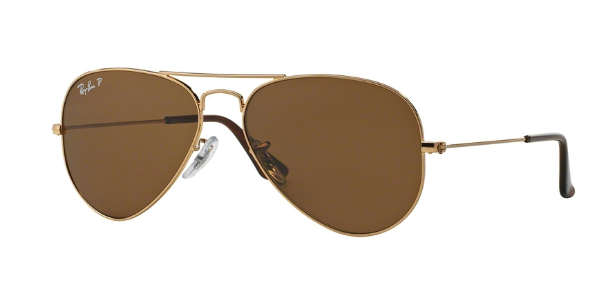 RAY-BAN RB3025 AVIATOR LARGE METAL style-color 001/57 Gold